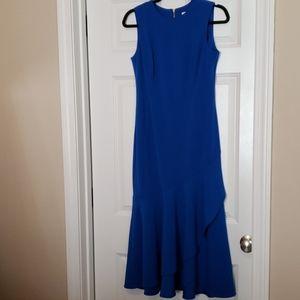 Calvin Klein Dress Size 2  Blue